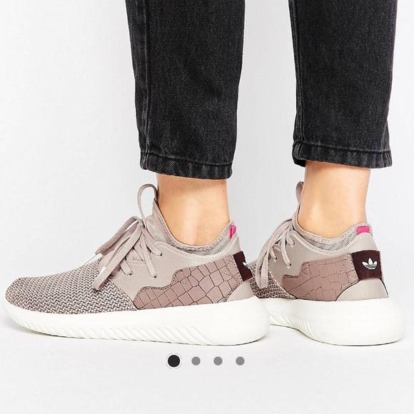 huge selection of 08a3d 73fa7 EUC adidas originals tubular entrap sneakers 7.5